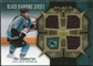 2007/08 Upper Deck Black Diamond Jerseys Gold Triple #BDJJT Joe Thornton /25