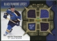 2007/08 Upper Deck Black Diamond Jerseys Gold Triple #BDJKT Keith Tkachuk /25