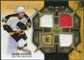 2007/08 Upper Deck Black Diamond Jerseys Gold Triple #BDJMS Marc Savard /25