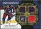 2007/08 Upper Deck Black Diamond Jerseys Gold Triple #BDJNZ Nikolai Zherdev /25