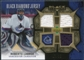 2007/08 Upper Deck Black Diamond Jerseys Gold Triple #BDJRL Roberto Luongo /25