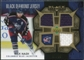 2007/08 Upper Deck Black Diamond Jerseys Gold Triple #BDJRN Rick Nash /25