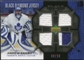 2007/08 Upper Deck Black Diamond Jerseys Black Quad #BDJRA Andrew Raycroft /10