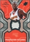 2007/08 Upper Deck SPx Flashback Fabrics #JR Jason Richardson