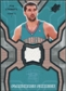 2007/08 Upper Deck SPx Flashback Fabrics #PS Peja Stojakovic