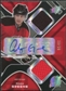 2007/08 Upper Deck SPx Spectrum #221 Andy Greene Jersey Autograph /25