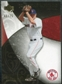 2007 Upper Deck Exquisite Collection Rookie Signatures Gold #86 Jonathan Papelbon /75