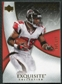 2007 Upper Deck Exquisite Collection #4 Warrick Dunn /150