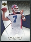 2007 Upper Deck Exquisite Collection #7 J.P. Losman /150