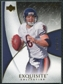 2007 Upper Deck Exquisite Collection #11 Rex Grossman /150