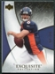 2007 Upper Deck Exquisite Collection #19 Jay Cutler /150