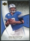 2007 Upper Deck Exquisite Collection #21 Jon Kitna /150