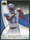 2007 Upper Deck Exquisite Collection #22 Roy Williams WR /150