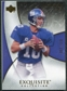 2007 Upper Deck Exquisite Collection #41 Eli Manning /150