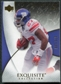 2007 Upper Deck Exquisite Collection #42 Brandon Jacobs /150