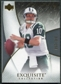 2007 Upper Deck Exquisite Collection #43 Chad Pennington /150