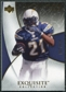 2007 Upper Deck Exquisite Collection #51 LaDainian Tomlinson /150