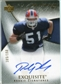 2007 Upper Deck Exquisite Collection #96 Paul Posluszny RC Autograph /150