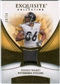 2007 Upper Deck Exquisite Collection Patch Gold #HW Hines Ward 18/50