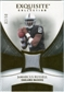2007 Upper Deck Exquisite Collection Patch Gold #JR JaMarcus Russell /50