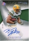 2007 Upper Deck Exquisite Collection Gold #70 Korey Hall Autograph /60