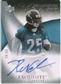 2007 Upper Deck Exquisite Collection Gold #97 Reggie Nelson Autograph /60