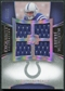 2007 Upper Deck Exquisite Collection Maximum Jersey Silver Spectrum #AG Anthony Gonzalez /15