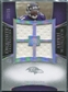 2007 Upper Deck Exquisite Collection Maximum Jersey Silver Spectrum #TS Troy Smith /15