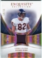2007 Upper Deck Exquisite Collection Patch Spectrum #GO Greg Olsen 14/15