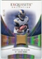 2007 Upper Deck Exquisite Collection Patch Spectrum #JA Steven Jackson 01/15