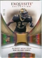 2007 Upper Deck Exquisite Collection Patch Spectrum #ME Robert Meachem 08/15