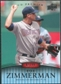 2008 Upper Deck Premier #28 Ryan Zimmerman /99