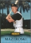 2008 Upper Deck Premier #198 Bill Mazeroski /99