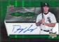 2008 Upper Deck Spectrum Green #113 Donny Lucy Autograph