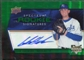 2008 Upper Deck Spectrum Green #134 Luke Hochevar Autograph