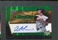 2008 Upper Deck Spectrum Green #141 Steve Pearce Autograph