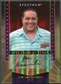 2008 Upper Deck Spectrum Spectrum of Stars Signatures #JG Joe Gannascoli Autograph