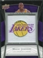 2007/08 Upper Deck Premier Stitchings Patches #PSEJ Magic Johnson /50