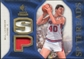 2007/08 Upper Deck SP Rookie Threads Patch #SPBL Bill Laimbeer