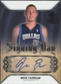 2007/08 Upper Deck SP Rookie Threads Signing Day #SDNF Nick Fazekas Autograph