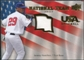 2008 Upper Deck USA National Team Jerseys #JH Jeremy Hamilton