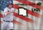 2008 Upper Deck USA National Team Jerseys #JM Jordy Mercer