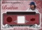 2008 Upper Deck UD A Piece of History Franchise History Jersey #FH7 Manny Ramirez