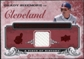 2008 Upper Deck UD A Piece of History Franchise History Jersey #FH16 Grady Sizemore