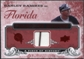 2008 Upper Deck UD A Piece of History Franchise History Jersey #FH23 Hanley Ramirez