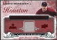 2008 Upper Deck UD A Piece of History Franchise History Jersey #FH25 Lance Berkman