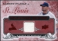 2008 Upper Deck UD A Piece of History Franchise History Jersey #FH48 Albert Pujols