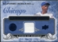 2008 UD A Piece of History Franchise History Jersey Blue #FH11 Alfonso Soriano /25