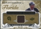 2008 Upper Deck UD A Piece of History Franchise History Jersey Gold #FH23 Hanley Ramirez /99