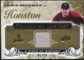 2008 Upper Deck UD A Piece of History Franchise History Jersey Gold #FH25 Lance Berkman /99